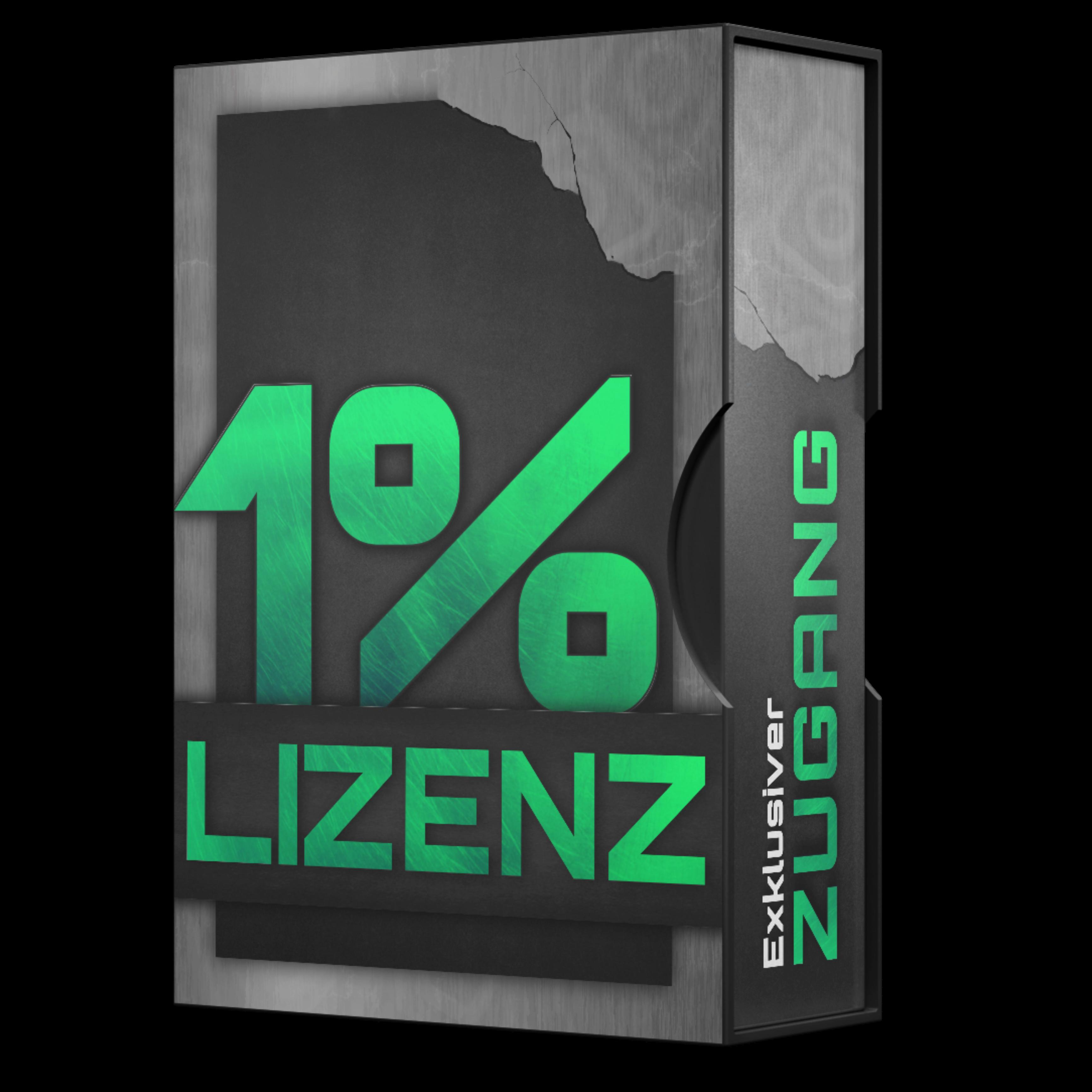 1% Lizenz Erfahrungen