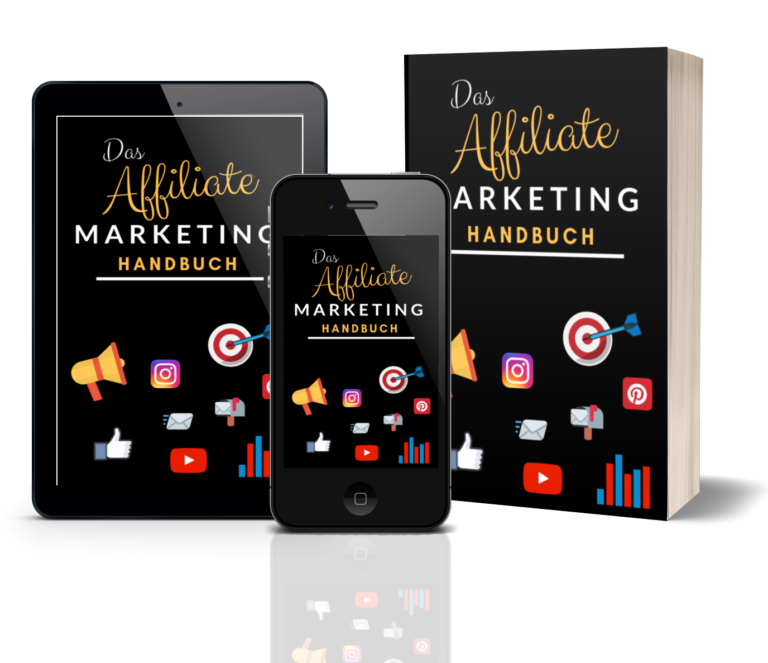 Affiliate Marketing Handbuch Cover
