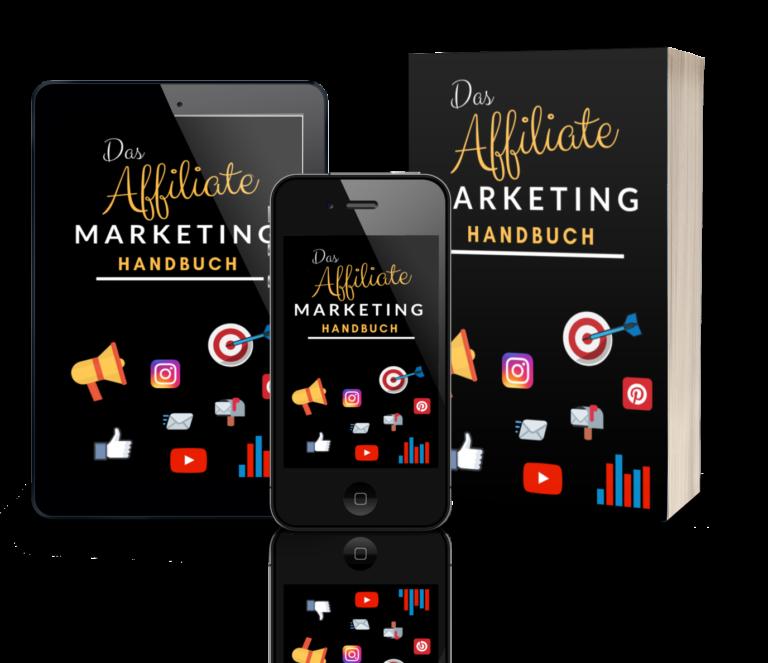 Affiliate Marketing Handbuch Cover