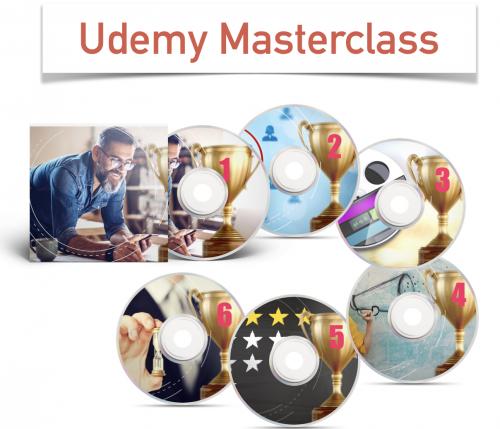 Die Udemy Masterclass von Sebastian Glöckner